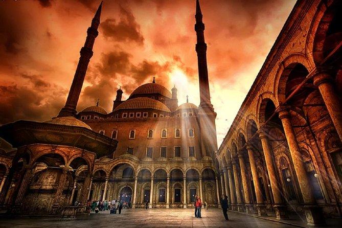 Cairo Museum, Coptic Cairo, Cairo Citadel, Islamic Cairo & Khan El-Khalili Tour