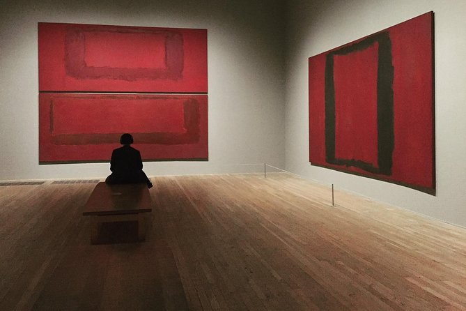 See Tate Modern with an Art Historian in London