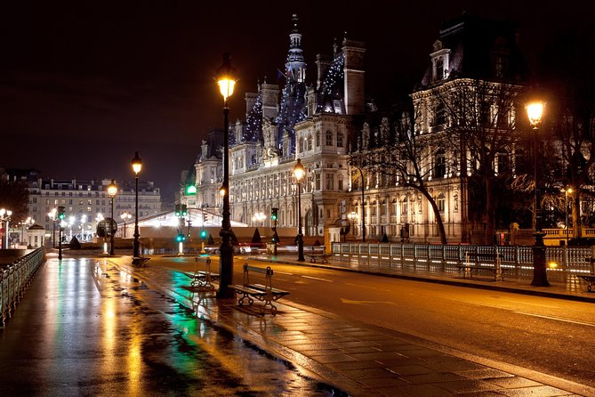 Paris City Ghost & Mystery Night Walking Tour photo 8