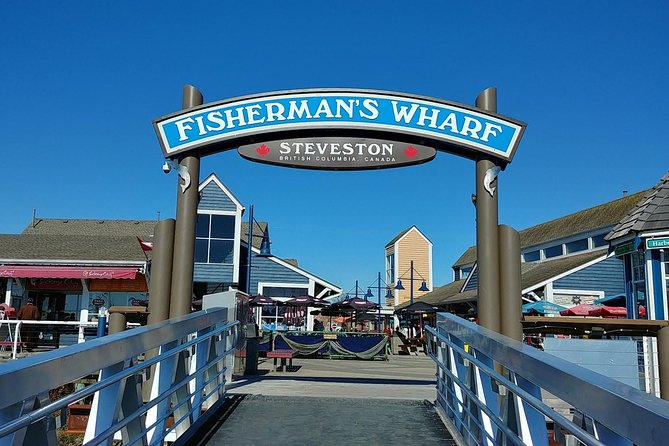Steveston Magical Mystery & Sea Adventure Explorer Private Tour