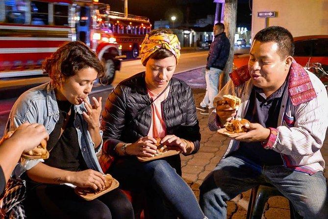 Street Food Evening Tour