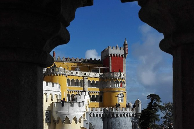 Exclusive Afternoon Private Tour to Cascais, Cape Roca, Sintra & Pena Palace