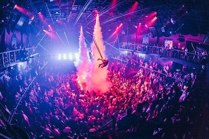 Skip the Line: The Coco Bongo Experience Entrance Ticket