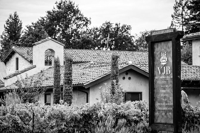 Private Napa and Sonoma Wine Tour from San Francisco