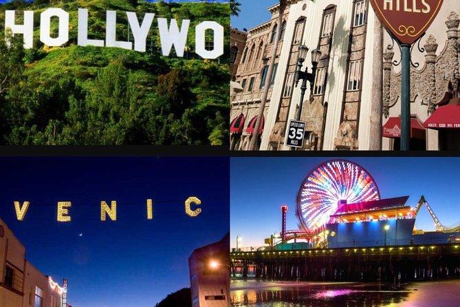 Sightseeing Tour van Los Angeles van LAX Hotels