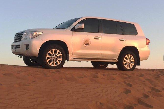 Dubai morning desert safari ( Private car )