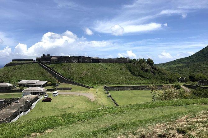 The Brimstone Hill Fortress Hike