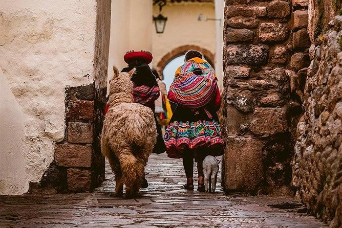 07 Day Andean Experience Through the Living Culture of the Incas