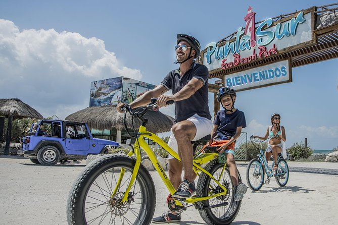 Skip-the-Line Admission Ticket to Punta Sur Eco Beach Park