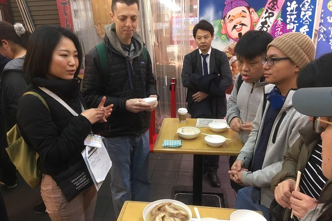 Kanazawa Omicho market and Higashichayagai district Food Tour