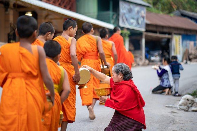 Private Tour: Half-Day City Tour of Luang Prabang