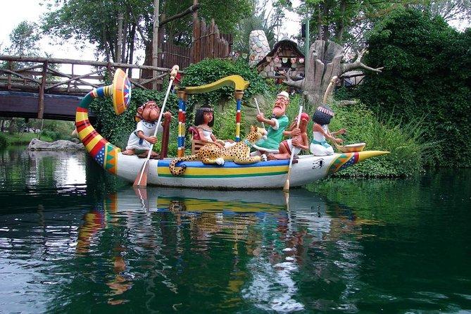 Parc Asterix Rides