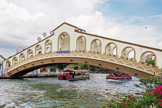 Melaka City Tour & River Cruise from Kuala Lumpur including Baba & Nyonya Lunch