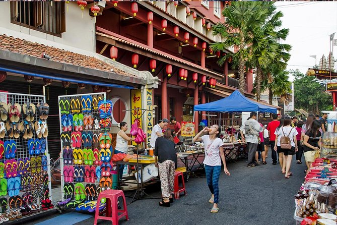 Melaka City Tour & Taming Sari Tower from Kuala Lumpur including Lunch