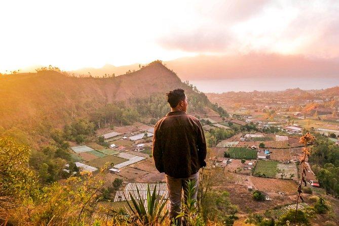 Pinggan Village Kintamani Sunrise tour with Locals (Include Balingkang Temple)