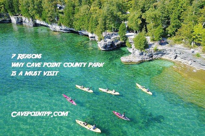 Cave Point Kayak Tour