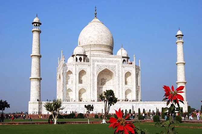 Private Trip : Taj Mahal , Agra Fort & Baby Taj With Guide And Lunch
