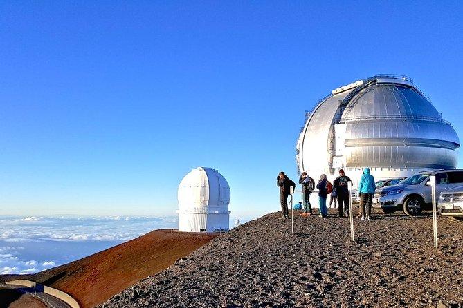 Mauna Kea Summit Volcanoes National