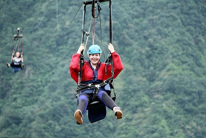 Zip-line Adventure at Kathmandu