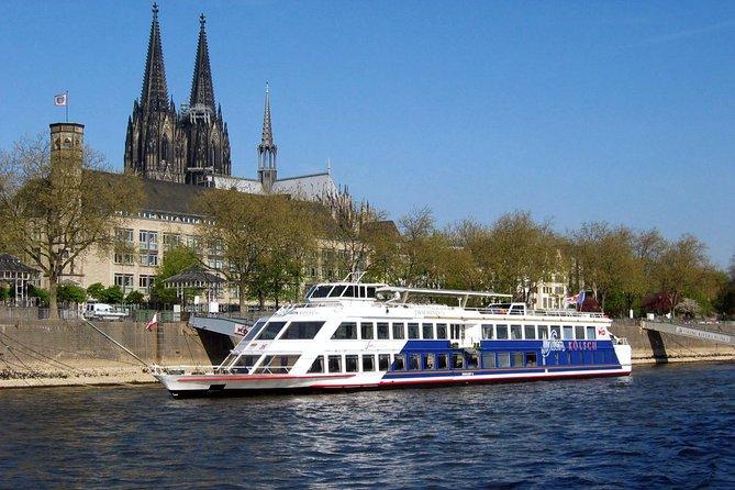 Frankfurt am Main: cruzeiro panorâmico de 1 hora