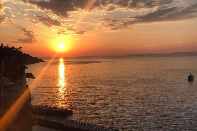 Positano Sunset Cruise