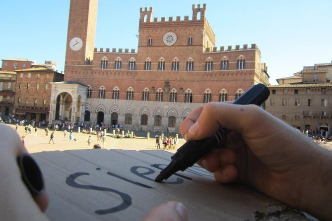 Siena and San Gimignano Private Tour from Your Hotel in Rome