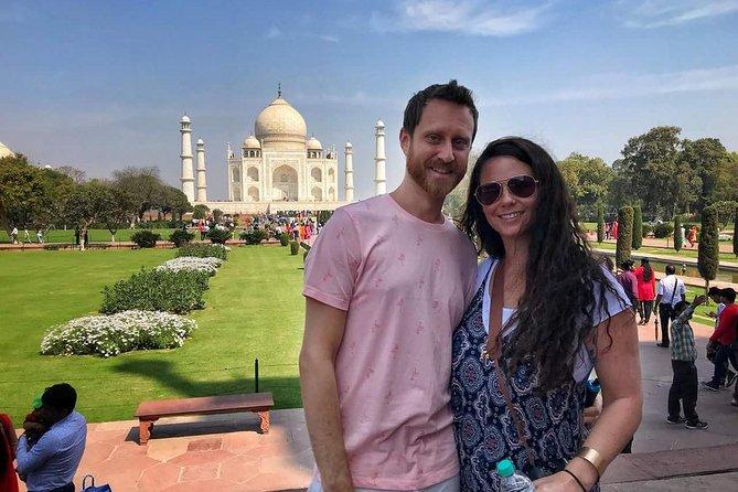 Taj Mahal and Agra Tour Guide Services