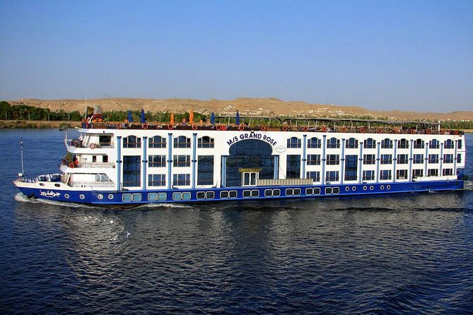 Nile Cruise Trip from Aswan to Luxor for 4 Days 3 Nights