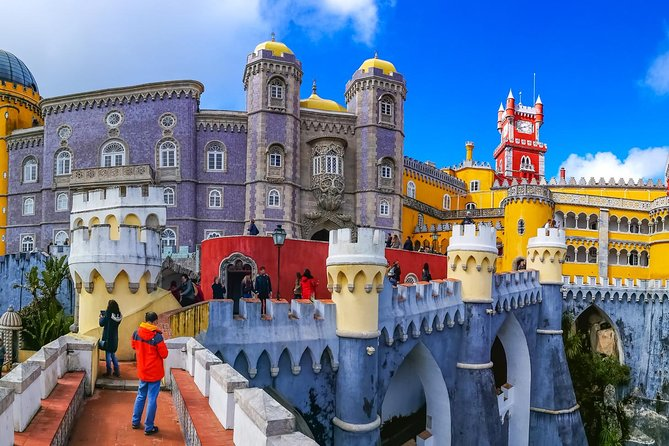 Sintra Private Tour with Pena Palace Entrance Ticket