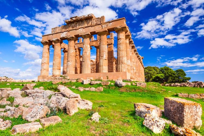 Day trip to the acropolis of Selinunte from Trapani