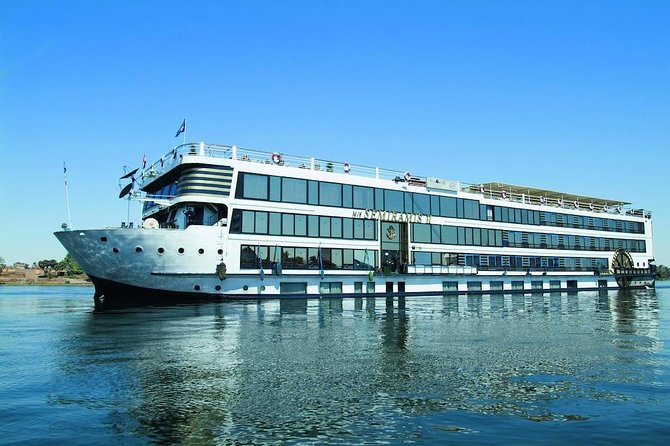 nile cruise 8 nights from luxor
