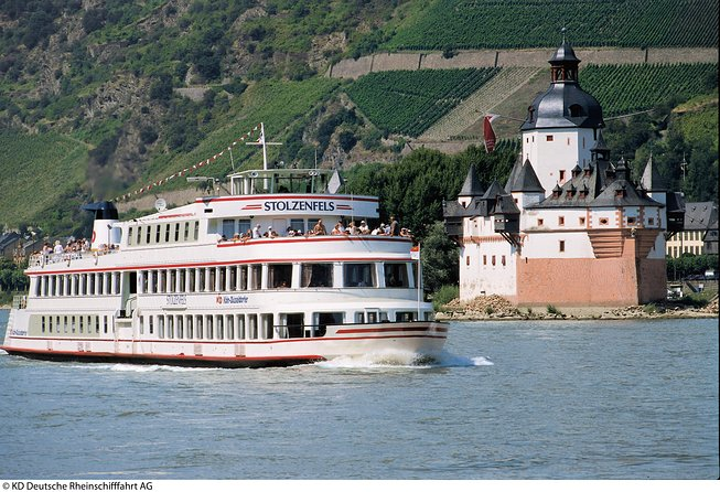 Düsseldorf: 1-hour Panorama Rhine River Cruise, Düsseldorf, ALEMANIA