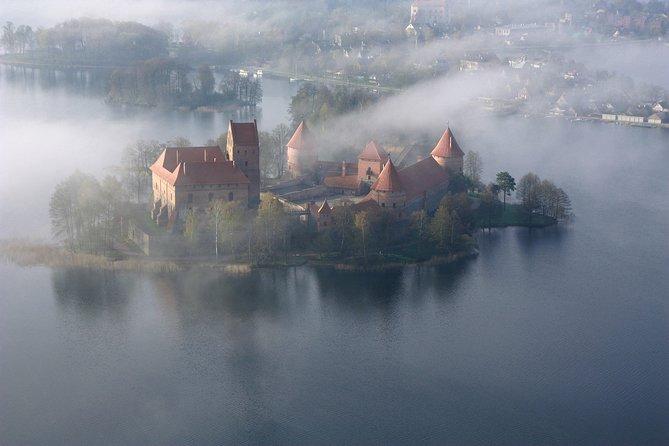 Hot Air Balloon Flight Over Trakai from Vilnius