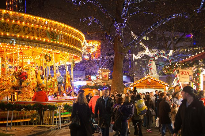 London Christmas Lights Tour with a Local: Private & Personalized