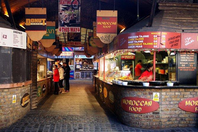 Great British Food Crawl