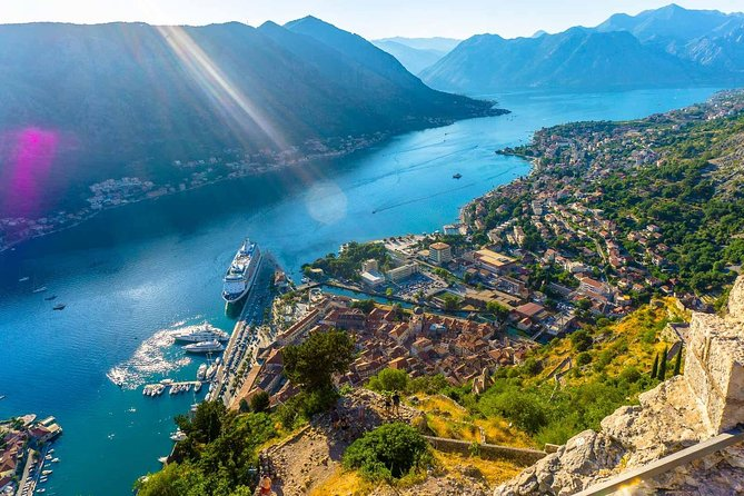 Montenegro Coast Experience from Dubrovnik