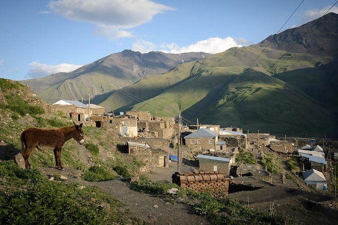Khinalig - 5000 years old village trip