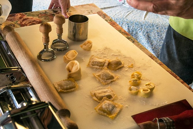 Traditional Home Made Ravioli Cooking class in Cagliari