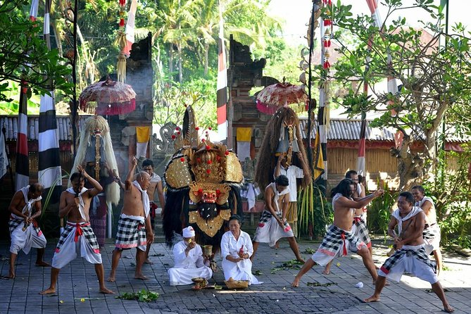 Bali Cultural Villages Tour with view (Tohpati,Celuk,Batuan,Kintamani)