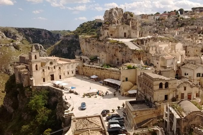 Two Unesco sites in Southern Italy