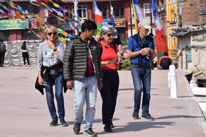 Boudhanath & Pashupatinath Half Day Tour in Kathmandu