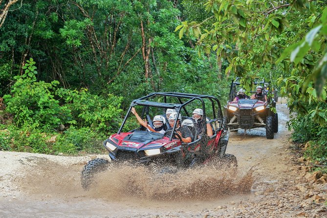 Zipline, Rappel and ATV Outdoor Adventure Tour