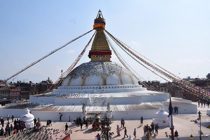 Half Day Boudhanath Stupa Tour in Kathmandu