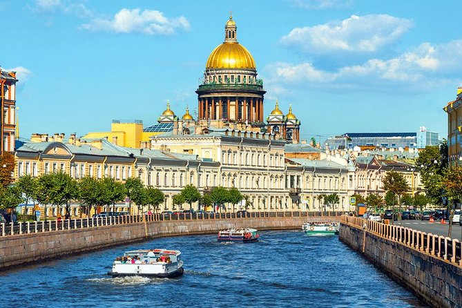 1-Day VISA FREE Private Shore Tour. St-Petersburg & Pavlovsk Highlights.