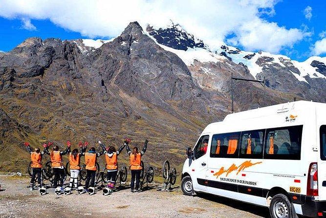 07 Day: Inca Jungle Adventure with Mountain Bike, Rafting, Zipline & Trek