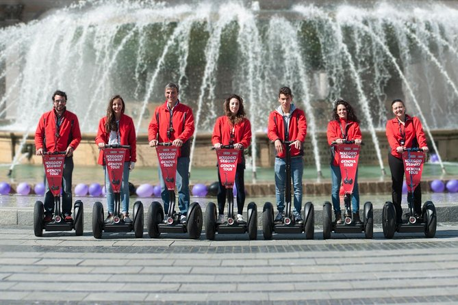 Segway-Tour Caruggi