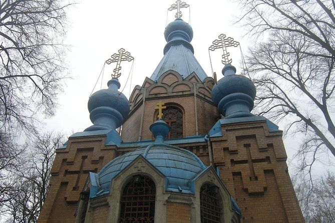Berlin`s historical Russian Cemetery