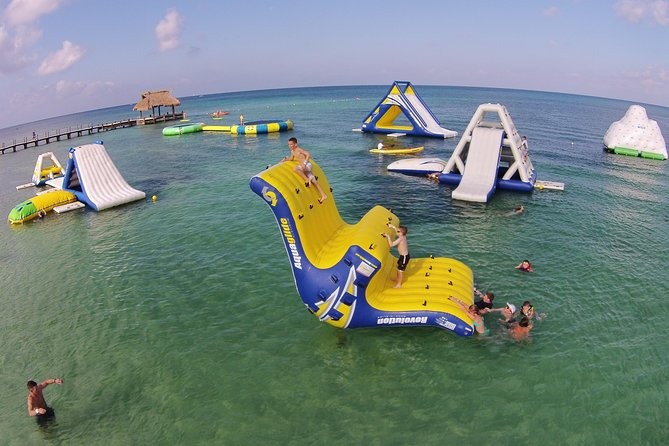 Paradise Beach All-Inclusive Food and Beverage Plus Fun Pass