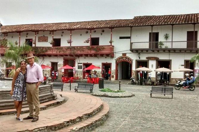 Colonial Town Santa Fe de Antioquia