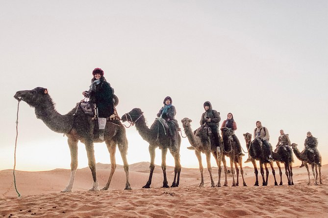 3 days trip from Marrakech to the Sahara Desert